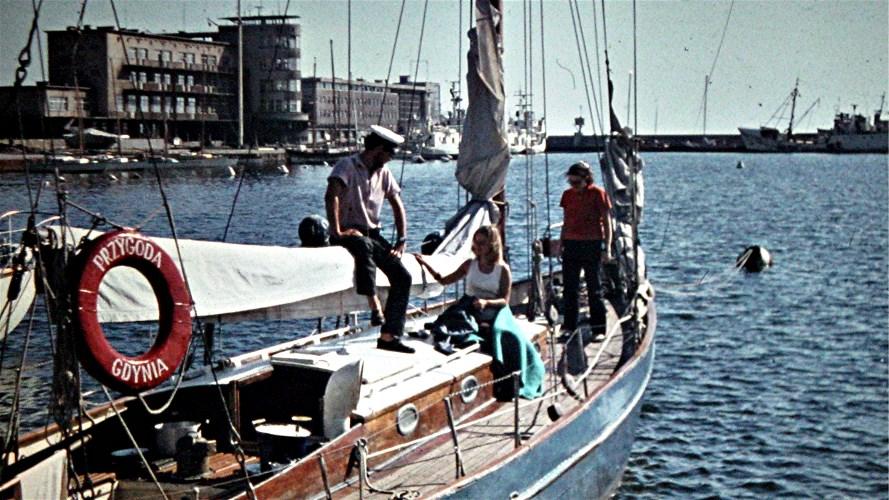 1977 Rejsy Polskimi jachtami