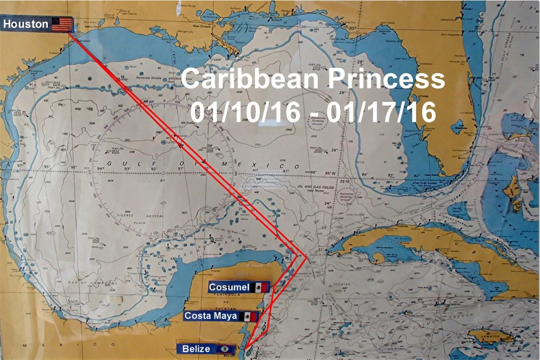 2 Rejs Belize 01.2016