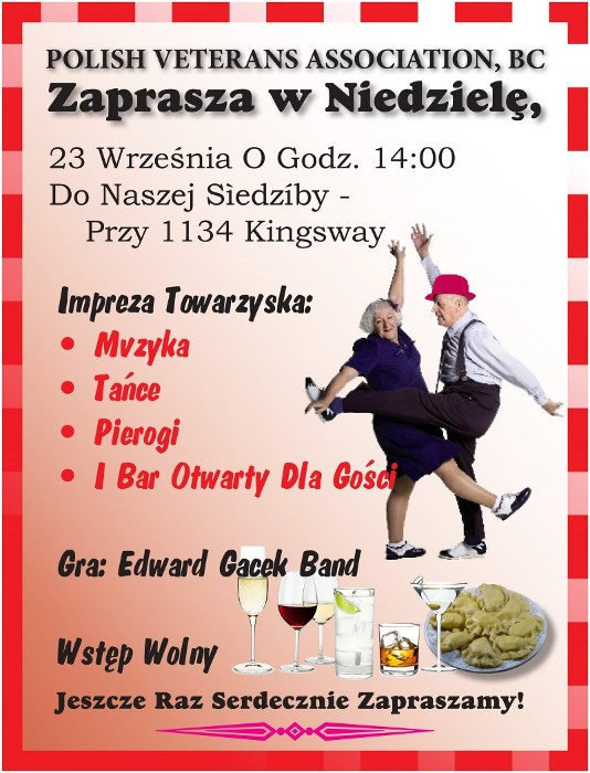 3 Dance Party Poster 23 wrzesien 2018 - (700)