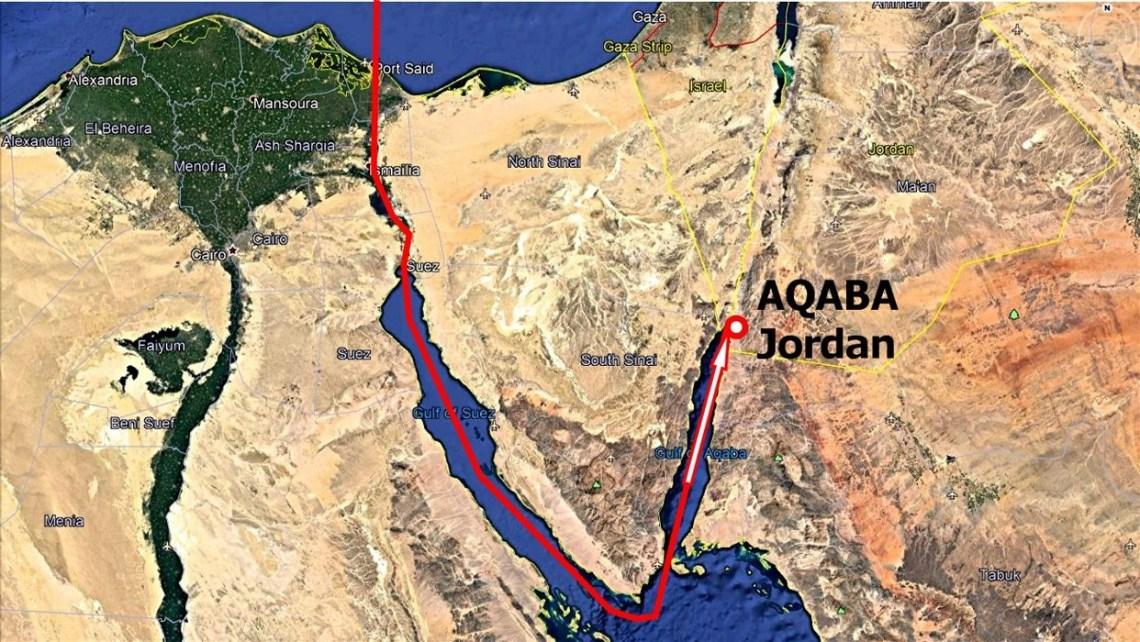 j1 Aqaba Bay