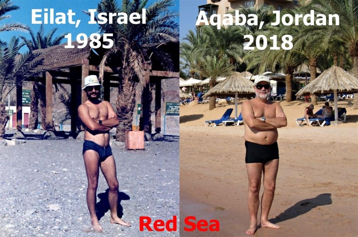 j3 Red Sea, Zatoka Aqaba1985-2018