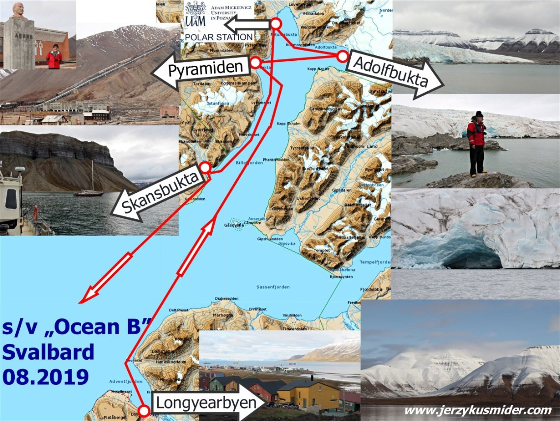 11 Longyearbyen area (1250p)
