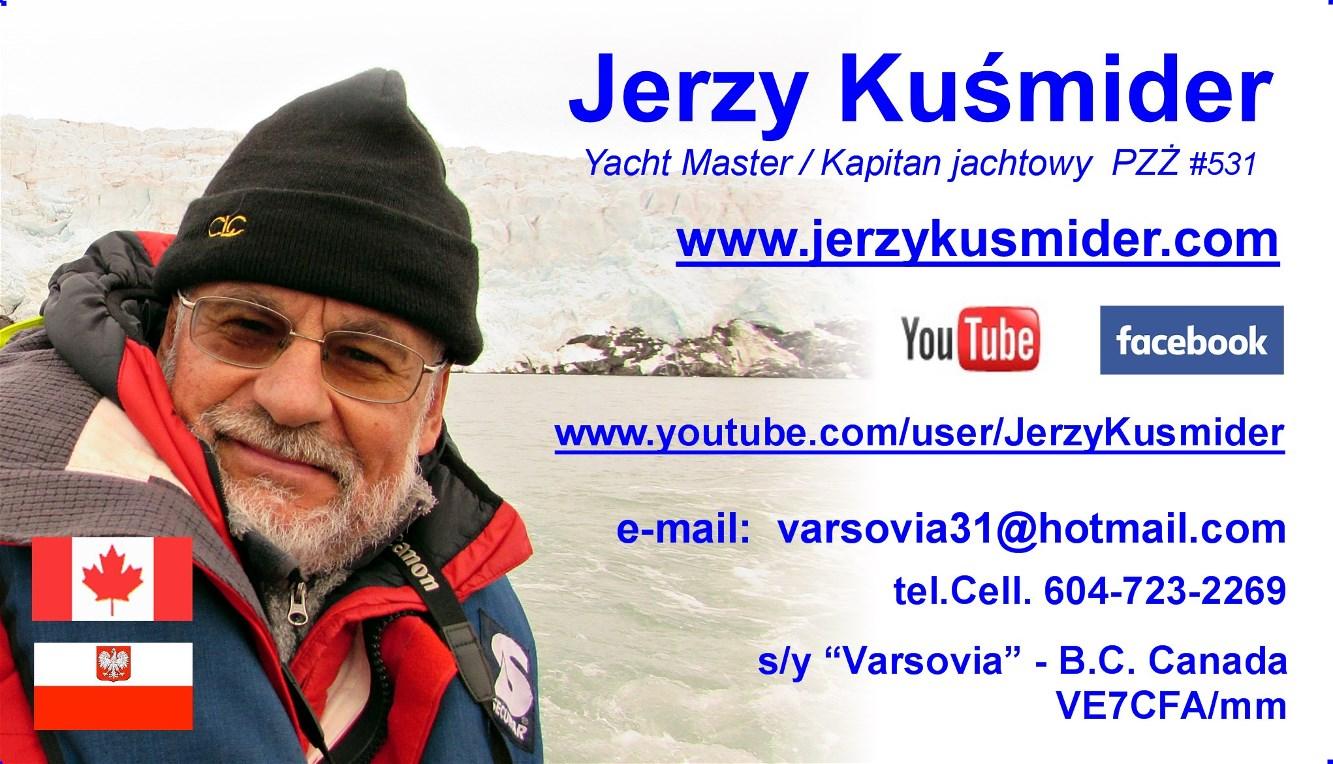 Jerzy Bus card 2019 - (1333p)